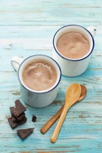 efterår varm kakao
