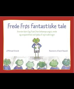 Bøger til sensitive børn top 5-Frede_Frøs_fantastiske_tale