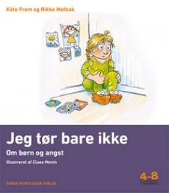 Bøger til særlgit senstiive børn-Jeg tør bare ikke
