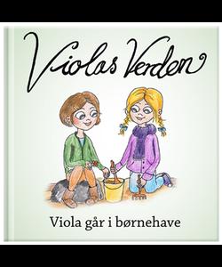Bøger til særligt sensitive børn-Viola_går i børnehave